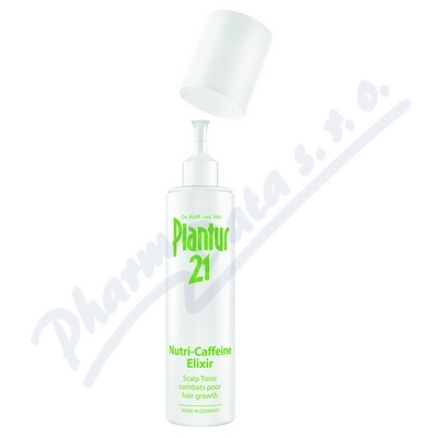 Plantur21 Nutri-kofeinový elixír 200ml