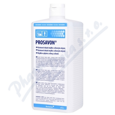 Prosavon 1l antibakt.tekuté mýdlo