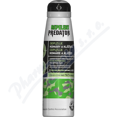 Repelent PREDATOR spray 140g