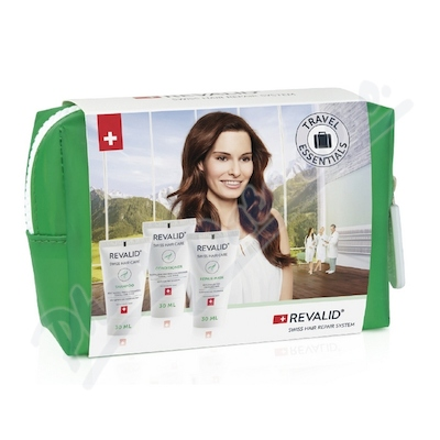 Revalid TRAVEL SET(Shampoo+Conditioner+Mask)3x30ml