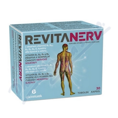 Revitanerv 30 tablet