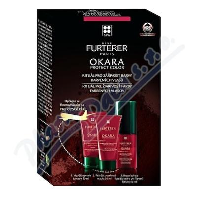 RF Rituál pro zářivost barvy barvených vlasů 3ks