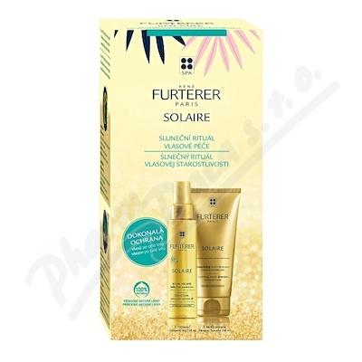 RF Solaire Sluneční rituál vlasové péče 2ks