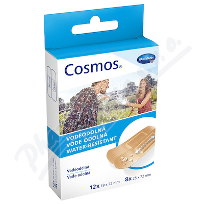 Rychloobvaz COSMOS Water-Resist.strips 20ks/2vel.