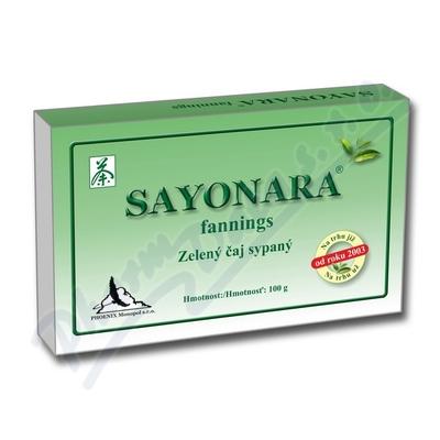 SAYONARA fannings 100g