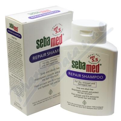 Sebamed Regenerační šampón 200ml