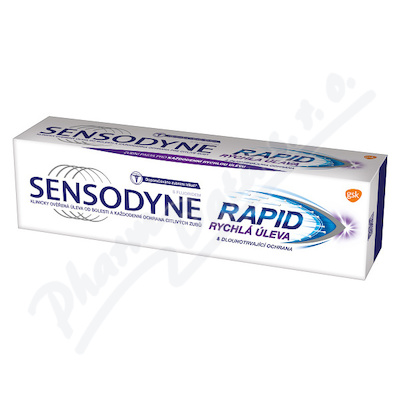 Sensodyne Rapid 75 ml
