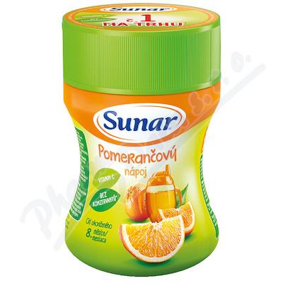 Sunárek inst.nápoj pomeranč dóza 200g