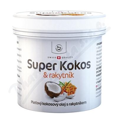 Super Kokos a rakytník pleť.olej 150 ml