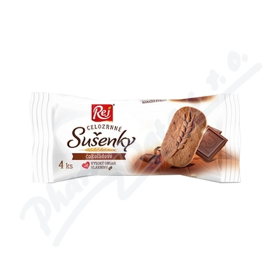 Sušenky celozrnné čokoládové 34g