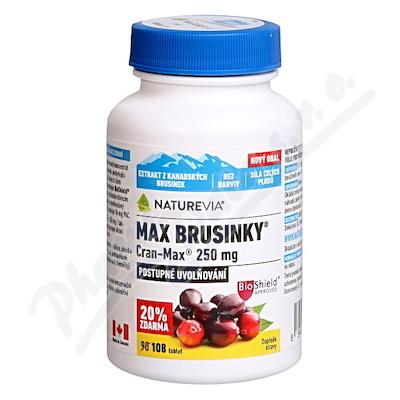 Swiss NatureVia Max Brusinky Cran-Max tbl.90+18