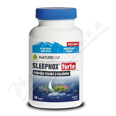 Swiss NatureVia Sleepnox forte cps.30