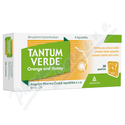 TANTUM VERDE ORANGE AND HONEY