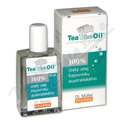 Tea Tree Oil 100 % čistý 10ml