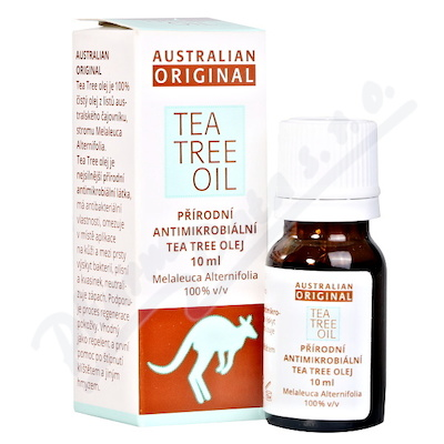 Tea Tree Oil Australian Original 10ml
