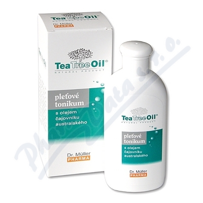Tea Tree Oil pleťové tonikum 150ml (Dr.Mller)