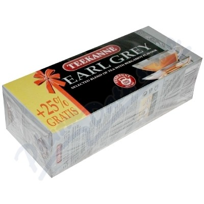 TEEKANNE Earl Grey 20x1.65g nálev.sáčky
