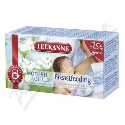 TEEKANNE Mother&Child Breastfeeding Tea 20x1.8g