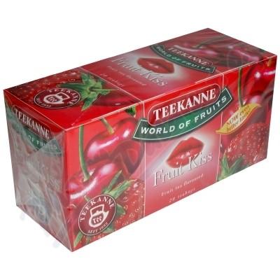 TEEKANNE WOF Fruit Kiss (třešně+jahody)20x2.5g n.s