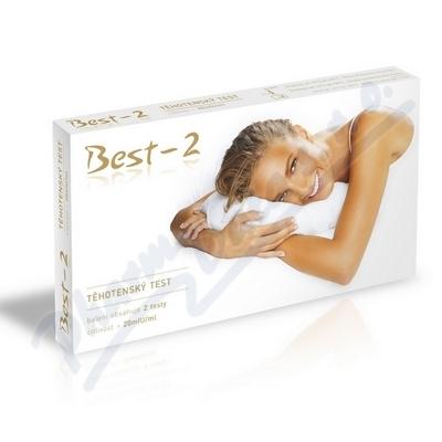 Těhotenský test Best-2 testy