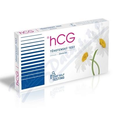 Těhotenský test hCG - Rapid test 1ks