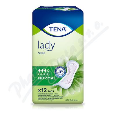 TENA Lady Slim Normal ink.vložky 12ks 760491