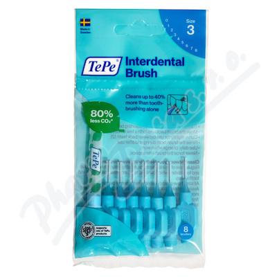TePe mezizub.kartáčky modré 0.6 sáček 8ks TP659