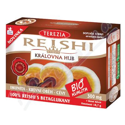 TEREZIA BIO Reishi cps.60