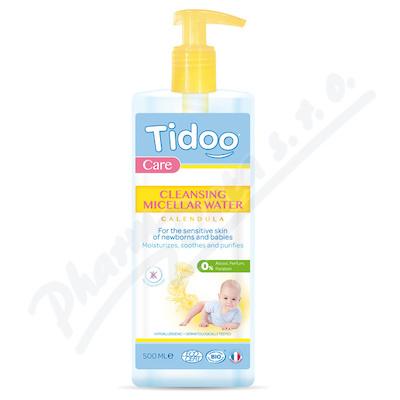 Tidoo Care Čistící micelární voda BIO 500ml