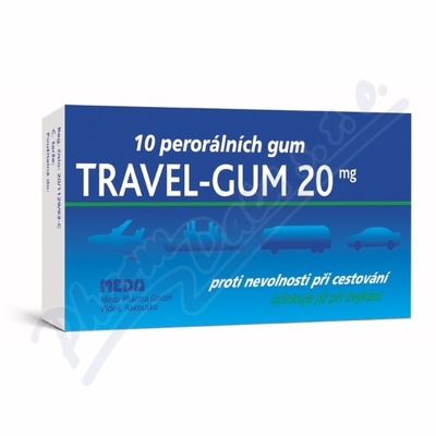 TRAVEL- GUM