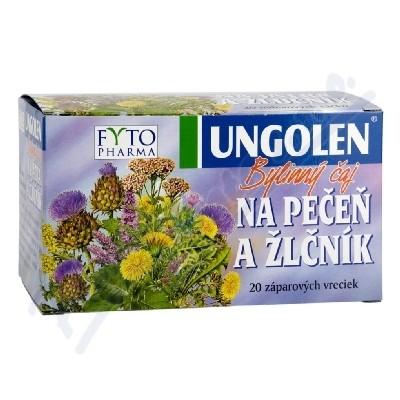 Ungolen Bylinný čaj játra+žlučník 20x1.5g Fytophar
