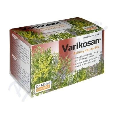 Varikosan bylinný čaj na žíly 20x1.5g (Dr.Mller)