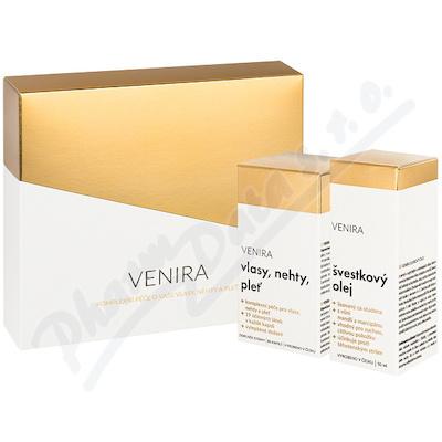 Venira Dárkový set Venira cps.80+Švest.olej 50ml