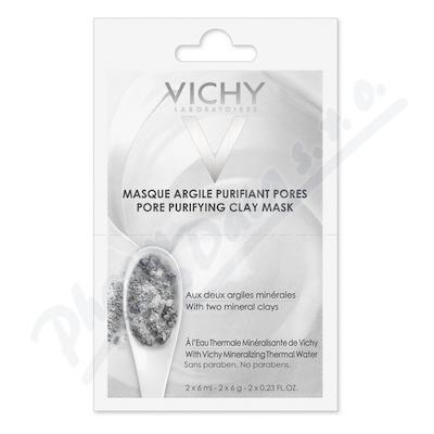 VICHY Čistící jílová maska 12 ml