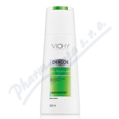 VICHY Dercos šampón lupy mastné 200ml M0363600