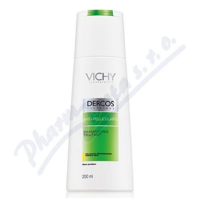 VICHY Dercos šampon lupy suché 200ml M0362900
