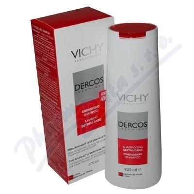 VICHY Dercos shamp.energisant amin.200ml 07858021