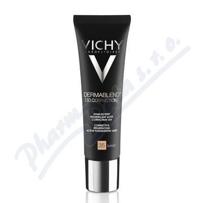 VICHY DERMABLEND 3D make-up č.35 30ml - make-upy,make-up,