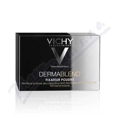 VICHY Dermablend Fixační pudr 28g - mléka a pudry,tělové pudry,jak dostat tekutý pudr z těla,