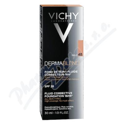 VICHY Dermablend Korekční make-up 45 30ml R11 - make-upy,make-up,
