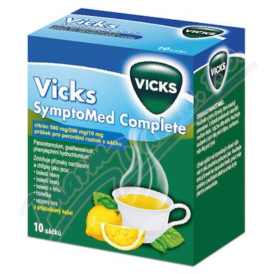 VICKS SYMPTOMED COMPLETE CITRÓN