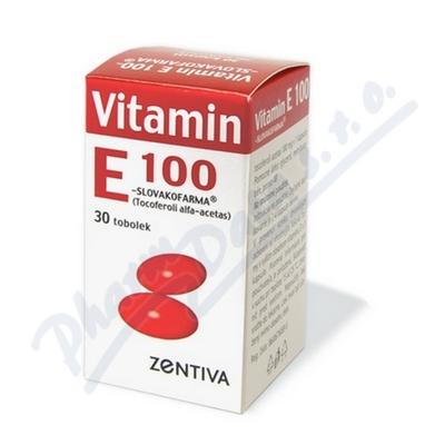 VITAMIN E 100-ZENTIVA