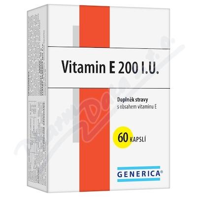 Vitamin E 200mg Generica cps.60