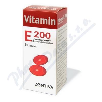 VITAMIN E 200-ZENTIVA