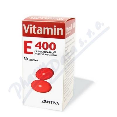 VITAMIN E 400-ZENTIVA
