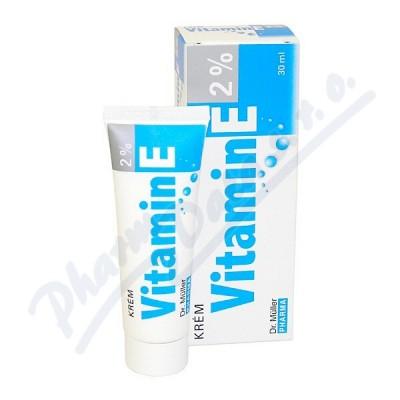Vitamin E krém 2% 30ml Dr.Mller