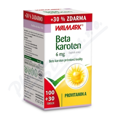 Walmark Beta karoten tob.100+30