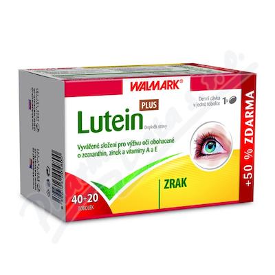 Walmark Lutein Plus tob.40+20