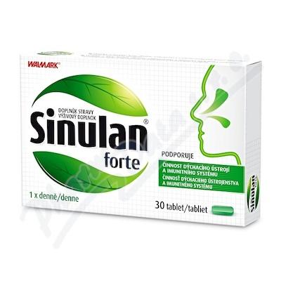 Walmark Sinulan Forte tbl.30 blistr
