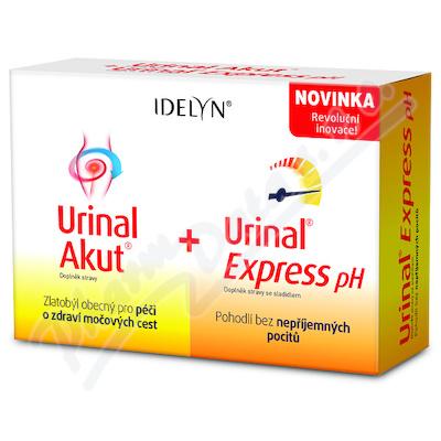 Walmark Urinal Akut 10 + Urinal Express pH6
